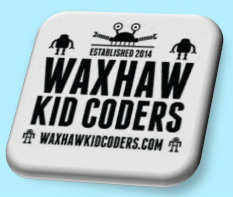 Waxhaw Kid Coders Logo